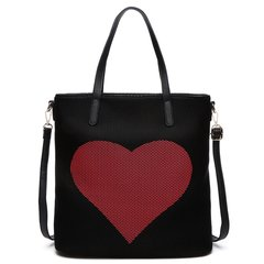 Mesh Heart Fashion Tote