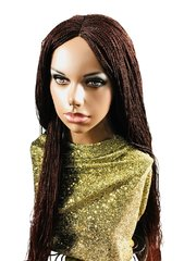 Women's Handmaide Micro Twist Braided Wig (35/33 Mix) 32 Inches