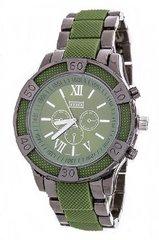 Gunmetal Green
