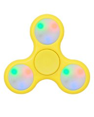 Colorful LED Glowing Fidget Spinner