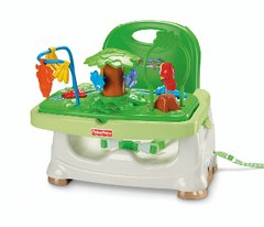 Fisher-Price Rainforest Healthy Care Booster Seat