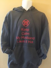 Keep Calm My Husband Likes it Hot