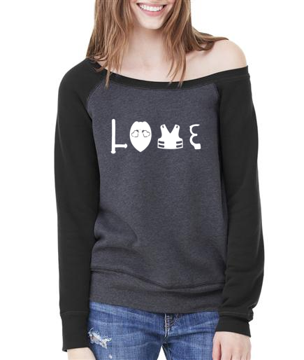 Love Equipment - Police Slouch