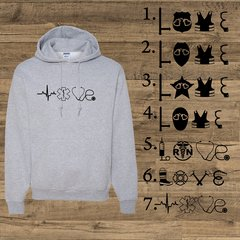 Love Equipment - Hoodie