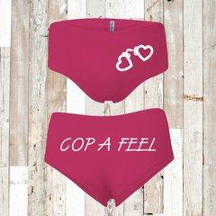 Cop A Feel Shorties