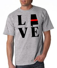 Love Box Fire State Unisex Tee