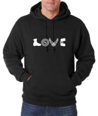 Love Equipment - Military Hoodie