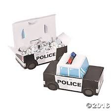 Police Officer Party Package