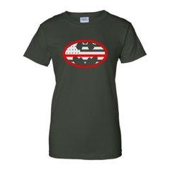 Superhero Ladies Tee