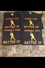 Batter Up Unisex Tee
