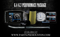 6.4 PERFORMANCE PACKAGE - Pricing Varies