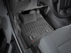 WeatherTech Front FloorLiner F250/F350/F450/F550 2011-2016 ALL Cabs NO Center Console
