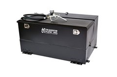 TransferFlow 100 Gallon L-Shaped Refueling Tank and Tool Box Combo