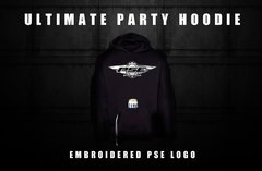 PSE Embroidered Party Hoodie