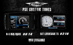 6.4 CUSTOM TUNE PACKS