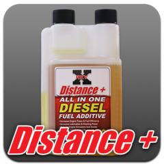 Distance + Fuel Additive 8 or 16 oz. Bottle