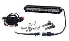 Offroad LED Bars 10, 20, 30, 40, or 50 Inch Single Row Light Bar