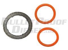 GASKET KIT FOR EGR VALVE, FORD 6.0L
