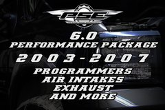 6.0 PERFORMANCE PACKAGES - PRICING VARIES