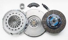 "South Bend Clutch 1999-2002 7.3 6-Speed Stage 3 13"" Full HD Performance Organic Clutch Kit w/ Flywheel"