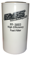 FASS Titanium Fuel Filter Replacement