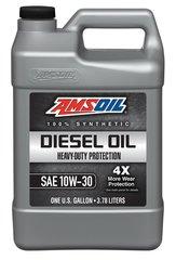 AMSOIL Heavy-Duty Synthetic Diesel Oil 10W-30 (ADN)