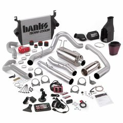 Banks 6.0 Big Hoss Bundle, Complete Power System with Single Exhaust, Chrome OR Black Tip for 2005-2007 CCLB OR ECLB