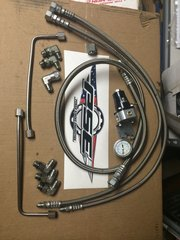PSE 6.0 REGULATED RETURN FUEL SYSTEM