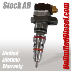 Powerstroke Fuel Injectors - Stock AB by Unlimited Diesel