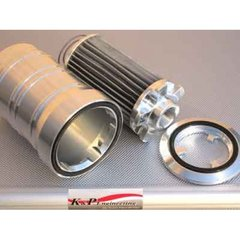 K&P Engineering Lifetime Oil Filter for 6.7 Powerstroke