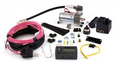 Air Lift Wireless Dual Path On-Board Air Compressor System with Heavy Duty Compressor