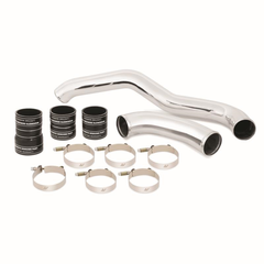 MISHIMOTO 6.4L POWERSTROKE HOT-SIDE INTERCOOLER PIPE AND BOOT KIT, 2008–2010