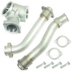 BD Diesel 7.3 Up Pipes Kit - 1999.5-2003