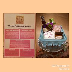 Women's Herbal Gift Set