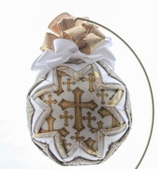 Personalized Sacrament ornament