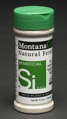 MontanaGrow Natural Fertilizer 5.5 Oz Jar with Shaker Lid