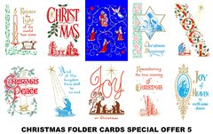 Special Offer Christmas Cards 5