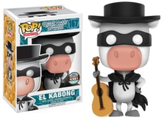 Funko Specialty Series Exc. Pop! Hanna Barbera: El Kabong