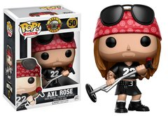 Pop! Rocks: Music - Guns N Roses - Axl Rose