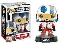 Pop! Star Wars: The Force Awakens Snap Wexley