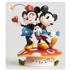 PRE-ORDER Disney The World of Miss Mindy Mickey Mouse and Minnie Mouse Statue