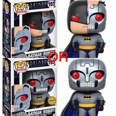 POP Heroes: Batman The Animated Series - Batman (Robot) possible chase