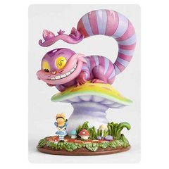 PRE-ORDER Disney Miss Mindy Alice in Wonderland Cheshire Cat Statue