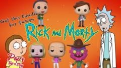 PRE-ORDER POP Animation: Rick & Morty - Wave 3 Bundle