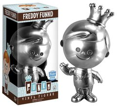 Freddy Funko - Vinyl Retro Freddy Chrome