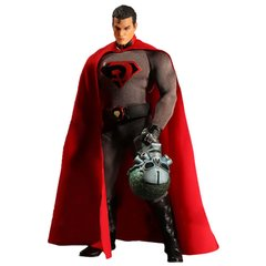 PRE-ORDER Mezco Toys One:12 Collective Figures - DC Comics - Superman Red Son Exclusive Version