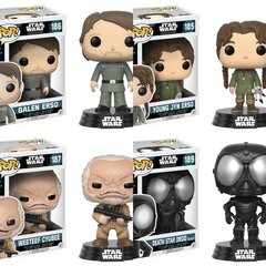 Pop! Star Wars: Rogue One Wave 2 Bundle