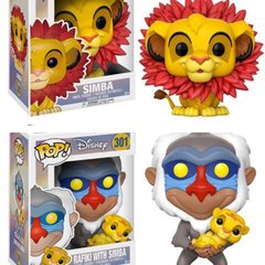 POP Disney: Lion King - Simba & Rafiki set