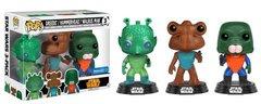 Pop Movies: Star Wars - Greedo, Hammerhead & Walrus Man (3-Pack)