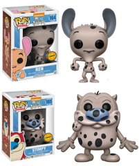 Pop! Animation: Ren & Stimpy chase guarantee & commons (4 in total)